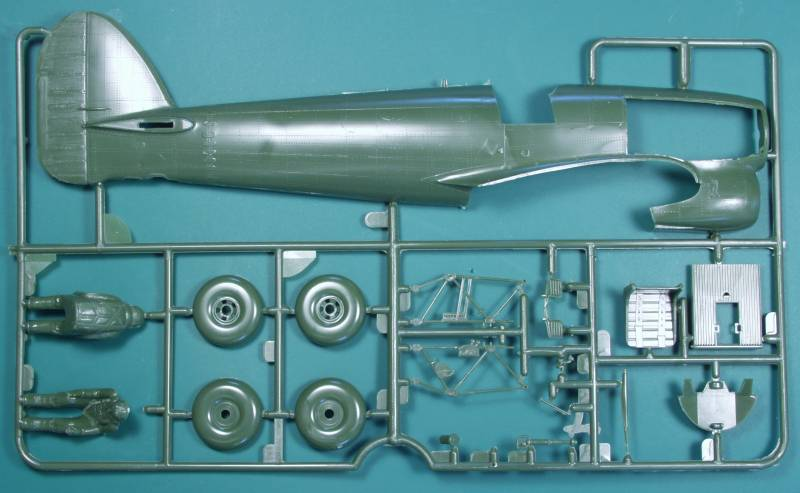 Hawker Typhoon MK.IB - Revell 1/32 Typhoon03